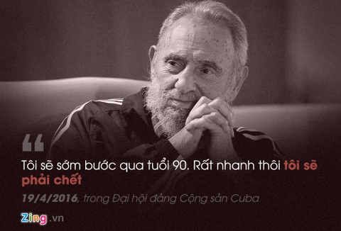 Fidel Castro: 'Trai tim toi lam bang thep' hinh anh 10