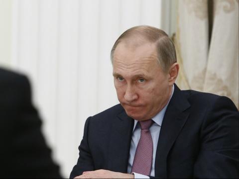 Bieu hien ky la cua Tong thong Putin vao top anh tuan hinh anh