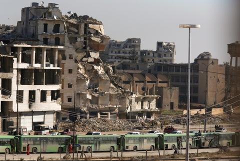 Aleppo hoang tan, London ngay lut vao top anh tuan hinh anh 1