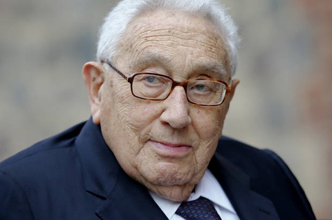 Henry Kissinger: Trump co the thanh 'tong thong dang ke' hinh anh