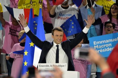 Macron toi Elysee: Tuong lai nao cho Phap sau bau cu? hinh anh 1