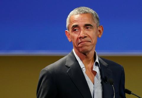 Obama xuat hien day phong cach o kinh do thoi trang Milan hinh anh 3