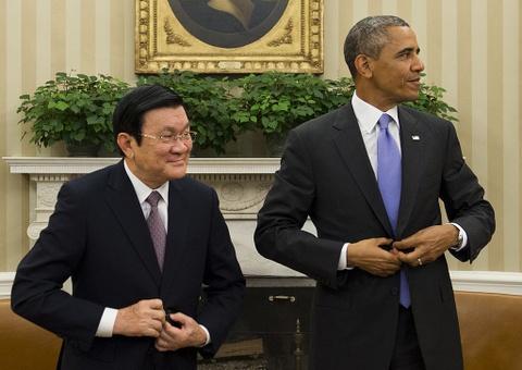 22 nam Viet - My: Tu cai bat tay cua Bill Clinton den bun cha Obama hinh anh 9