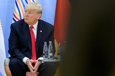 Tuyen bo chung cua G20 co lap Trump va nuoc My hinh anh