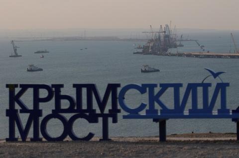 Cay cau gan 4 ty USD noi luc dia Nga va Crimea sap hoan thanh hinh anh 9