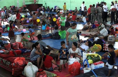 10.000 nguoi di tranh nui lua phun trao o thien duong du lich Bali hinh anh 8