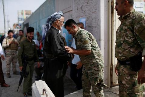 Nguoi Kurd chon tach khoi Iraq, thanh lap nha nuoc rieng hinh anh