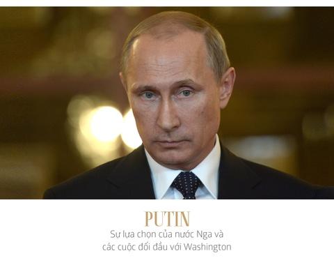 Putin - su lua chon cua nuoc Nga va cac cuoc doi dau voi Washington hinh anh 1