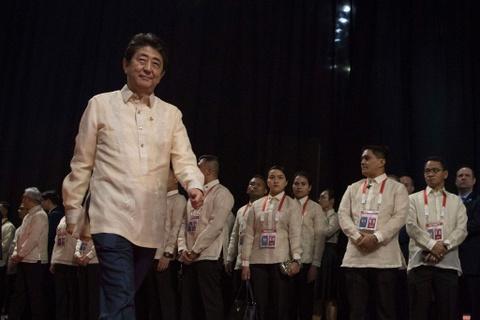 Trump, Trudeau va lanh dao ASEAN du yen tiec tai Philippines hinh anh 7