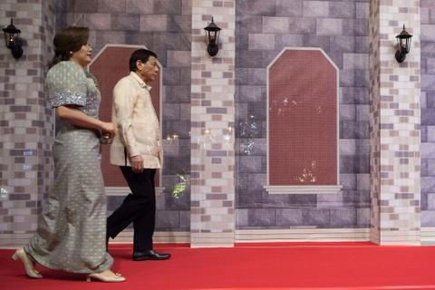 Trump, Trudeau va lanh dao ASEAN du yen tiec tai Philippines hinh anh 2