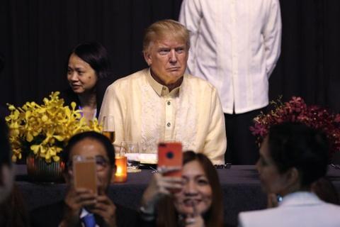 Trump, Trudeau va lanh dao ASEAN du yen tiec tai Philippines hinh anh 4