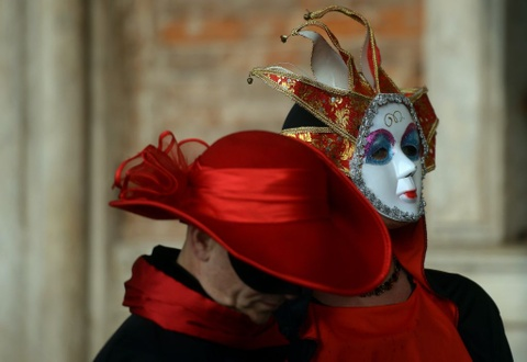 Le carnival phu phiem tru danh cua thanh pho Venice hinh anh 7