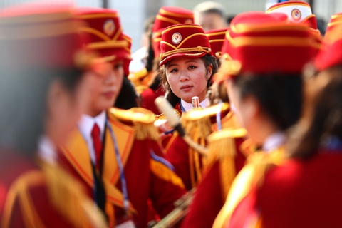 Nhung dieu moi me don tiep phai doan Trieu Tien tai Han Quoc hinh anh 1