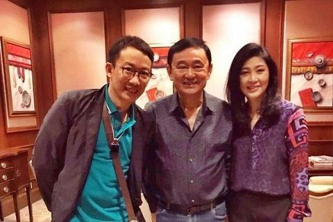 Dang cua Thaksin truoc nguy co bi giai tan hinh anh