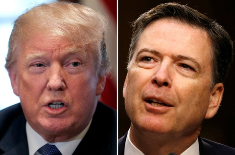 Cuu giam doc FBI chi trich Trump 'khong du dao duc cho chuc vu' hinh anh