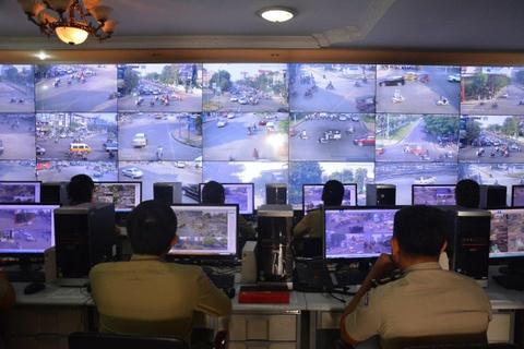 TQ hua giup Campuchia lap dat camera an ninh khap ca nuoc hinh anh