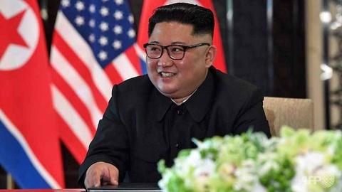 Kim, Trump gap go: Trieu Tien bat dau 'chuyen di khong the dao nguoc'? hinh anh
