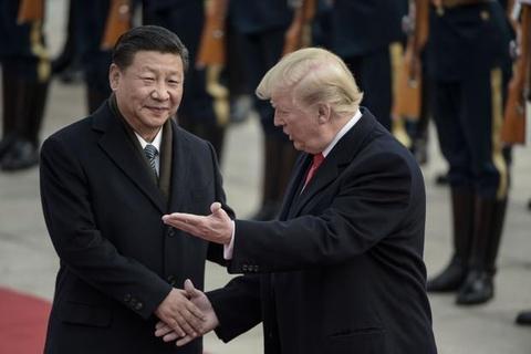 Bao TQ chi trich 'vo kich danh lon duong pho' cua TT Trump hinh anh