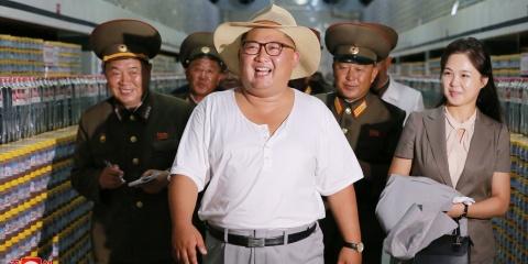 Kim Jong Un tap trung vao kinh te giua luc dam phan hat nhan be tac hinh anh 1