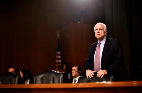 The he John McCain ra di, quan he Viet - My se thay doi mai mai hinh anh 4