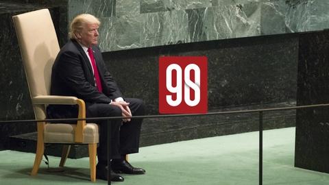 90S: Ai yeu, ai ghet bai phat bieu cua TT Trump tai Dai hoi dong LHQ? hinh anh