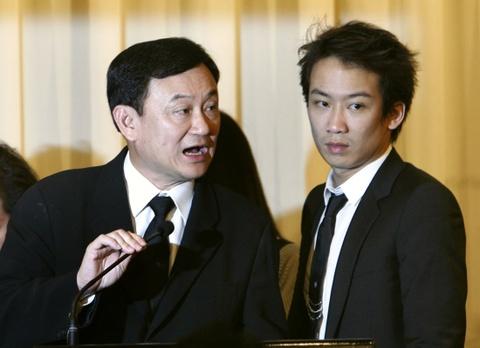 Con trai cuu thu tuong Thaksin bi truy to toi rua tien hinh anh