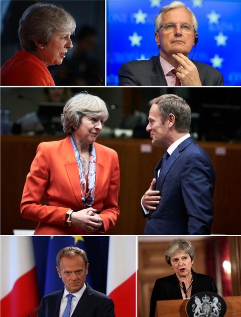 Brexit, Theresa May va cuoc hop thuong dinh dinh menh o Brussels hinh anh 13