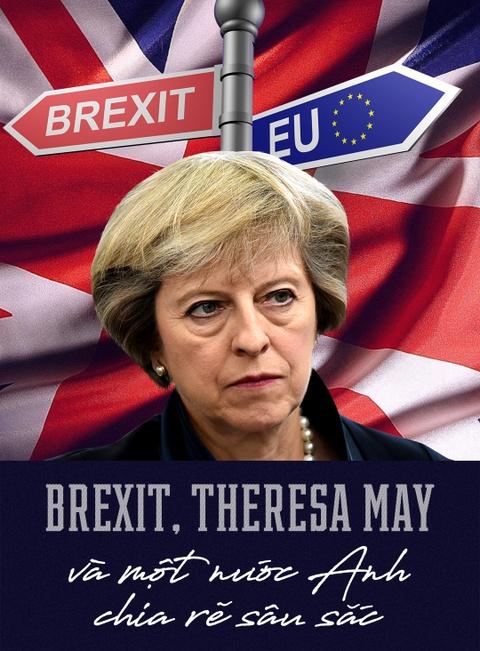Brexit, Theresa May va cuoc hop thuong dinh dinh menh o Brussels hinh anh 1