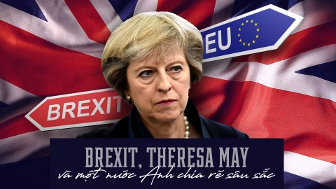 Brexit, Theresa May va cuoc hop thuong dinh dinh menh o Brussels hinh anh 2