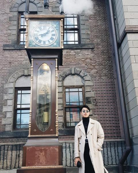 Hokkaido dep nhu mo trong anh check-in cua nam chinh 'Friend zone' hinh anh 5