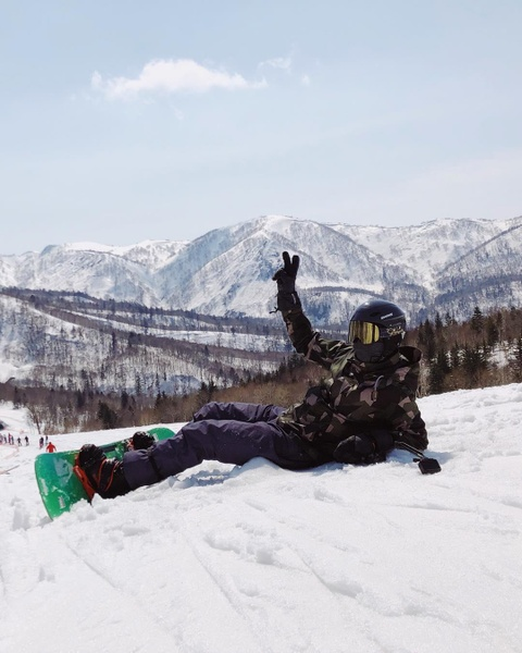Hokkaido dep nhu mo trong anh check-in cua nam chinh 'Friend zone' hinh anh 8