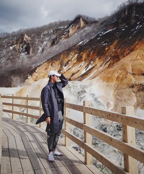 Hokkaido dep nhu mo trong anh check-in cua nam chinh 'Friend zone' hinh anh 14