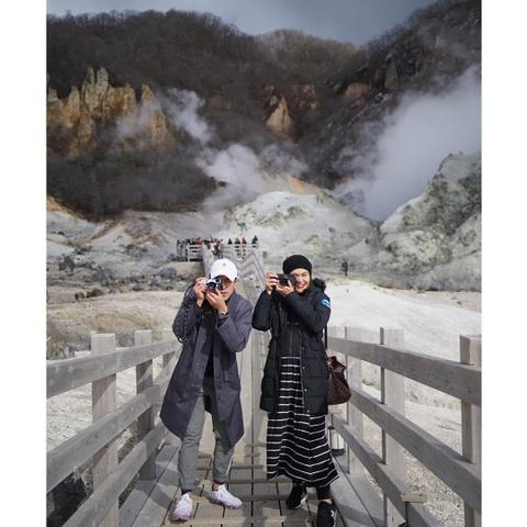 Hokkaido dep nhu mo trong anh check-in cua nam chinh 'Friend zone' hinh anh 15