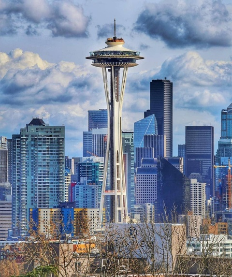Seattle - thanh pho dang song nhat nuoc My hinh anh 1