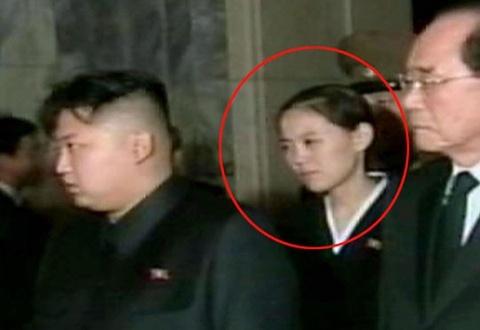 Em gai Kim Jong Un giu chuc Chanh van phong dang hinh anh