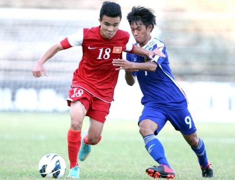 U16 Viet Nam da bai U16 Indonesia hinh anh