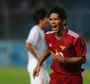 Kyaw Ko Ko - noi am anh cua U23 Viet Nam hinh anh