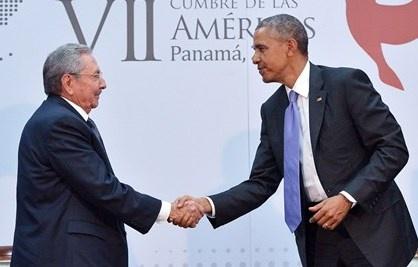 Chu tich Raul Castro: Cuba va My se trao doi dai su sau 29/5 hinh anh