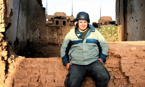 Ba phong vien Tay Ban Nha mat tich tai Syria hinh anh