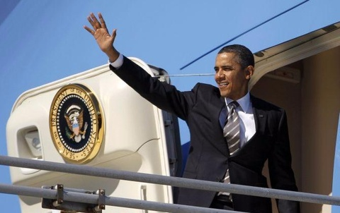 Ong Obama co the tham Viet Nam vao thang 5 hinh anh