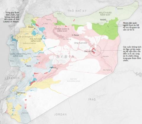 Chien dich khong kich cua Nga lam thay doi 'ban co' Syria hinh anh 4