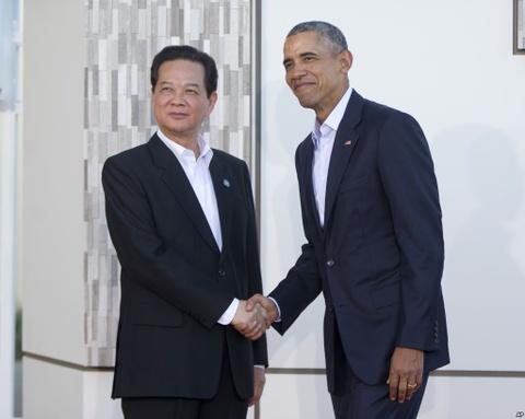 Viet Nam: diem nhan trong Tai can bang chau A cua My hinh anh 8