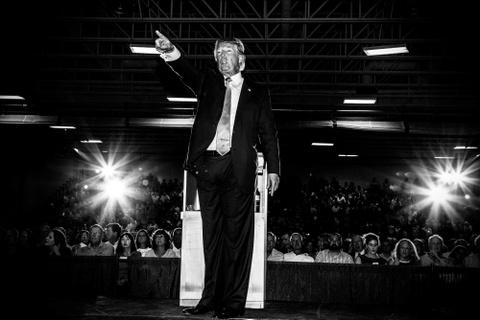 Chan dung nhung cu tri My bo phieu cho Donald Trump hinh anh 2