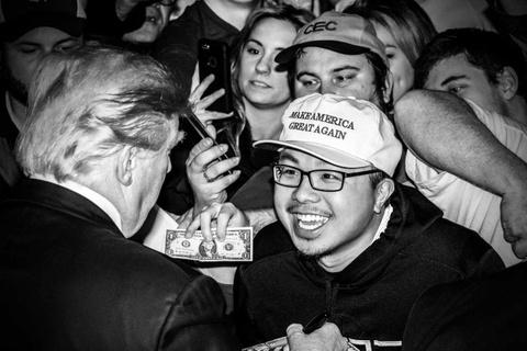 Chan dung nhung cu tri My bo phieu cho Donald Trump hinh anh 9