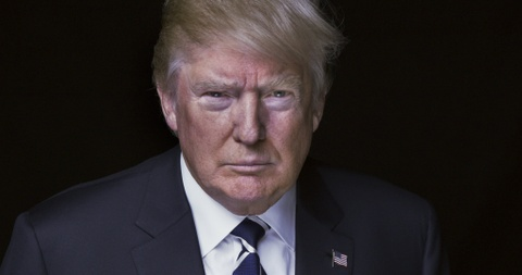 Donald Trump tuyen bo tranh cu tong thong My hinh anh