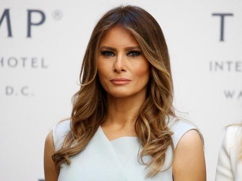 Ba Melania Trump co 'IQ cao' nhung chua tot nghiep dai hoc hinh anh
