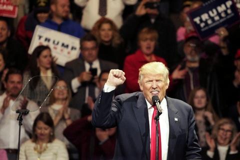 Mot thang ban ron cua Trump sau khi dac cu tong thong My hinh anh 18