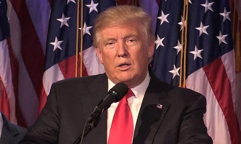 Dai cu tri Cong hoa dau tien cong khai 'bat trung' voi Trump hinh anh