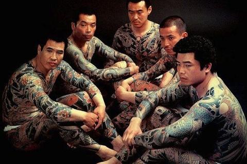 Bang dang yakuza lon nhat Nhat Ban ky niem 100 nam tuoi hinh anh