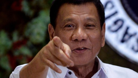 Tong thong Philippines: Dan ong nhieu vo, bo nhi co gi sai? hinh anh